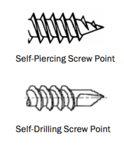 3 Questions to Ask When Choosing Fasteners for Cold-Formed