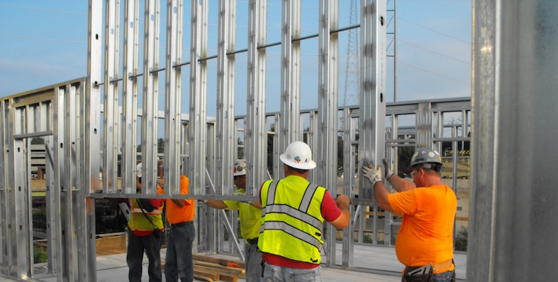 What is Cold-Formed Steel Framing and How Can I Use it?