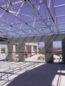 Analyzing Cold Formed Steel Roof Trusses For Blast Loading