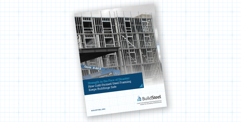 eBook: How Cold-Formed Steel Framing Keeps Buildings Safe