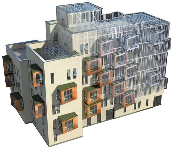 NSC Reviews The Advantages Of Using Cold-Formed Steel Framing