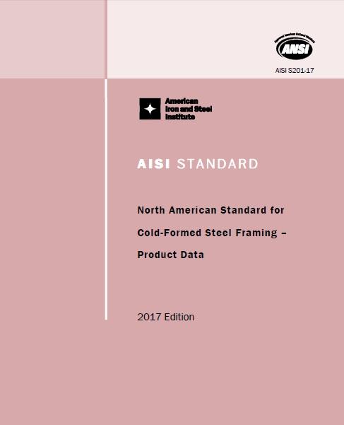 Free Download Aisi Updates Cold Formed Steel Framing Design Standard