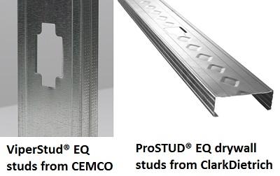 EQ Metal Studs