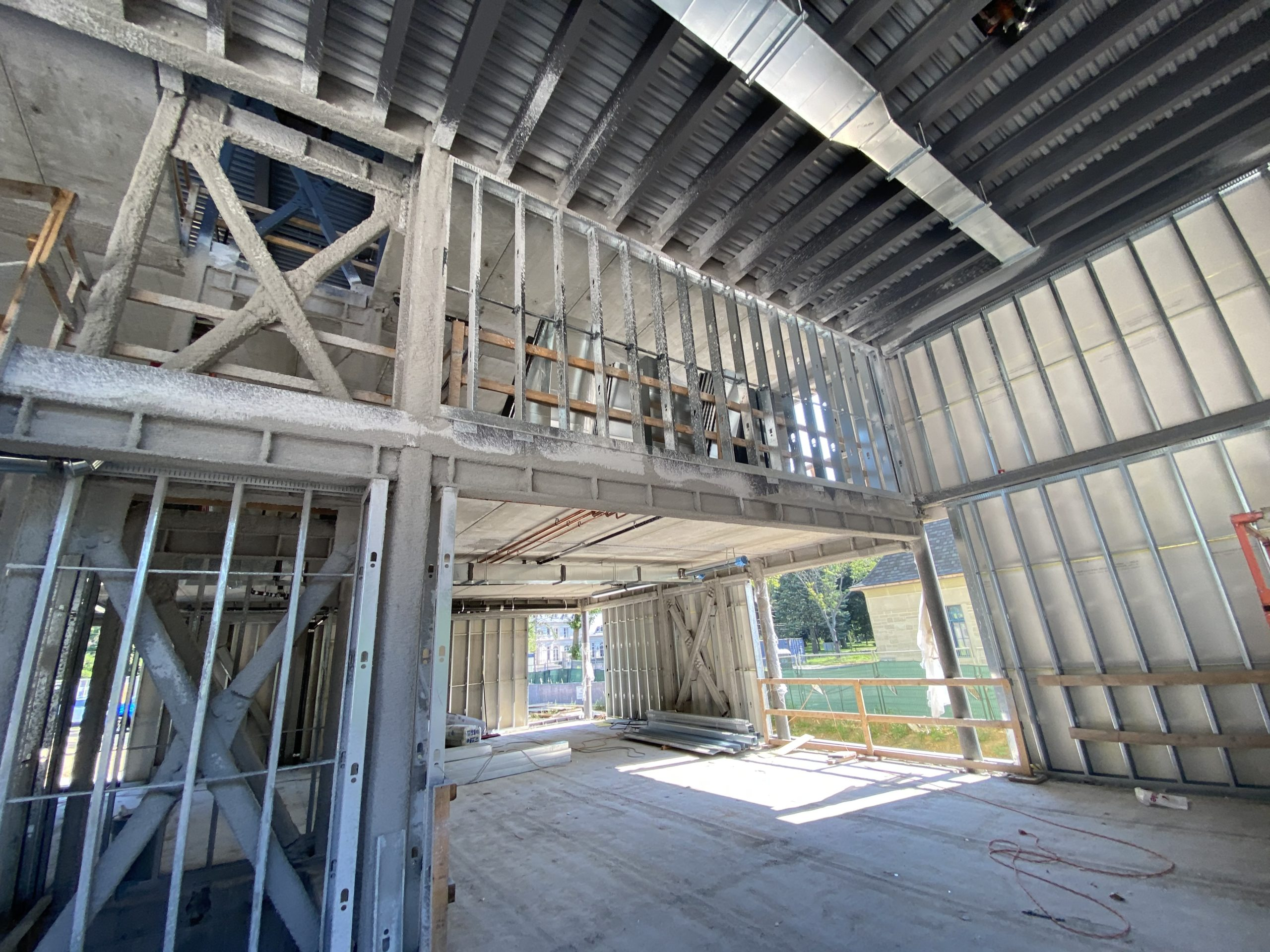 Resilient products for cold formed steel framing