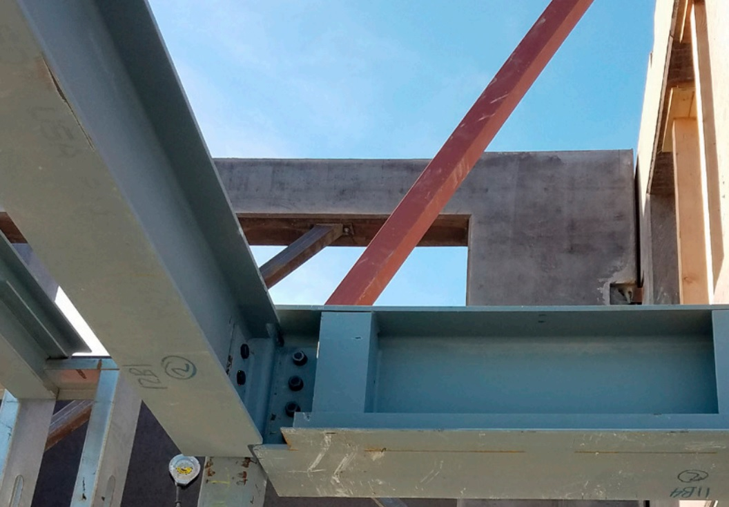 Hybrid Cold Formed and Structural Steel